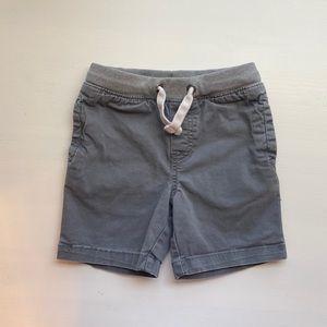 Cat & Jack - Boys Gray Pull-On - Shorts - 3T